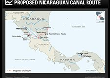 China Slowdown Not Holding Back Nicaragua Canal, Contractor Says